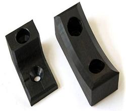 阜新黑色塑料尼龙滑块